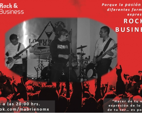 Rock and Business 10